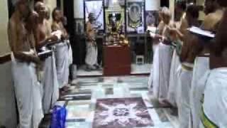 27 AUG;DIVYA PRABANDHA SATRUMURAI AT SRIJAYANTHI UTSAVAM AT SRI KRISHNA SABHA