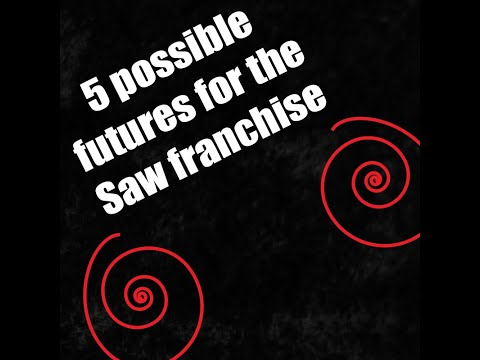 The Future of the saw series - the video
