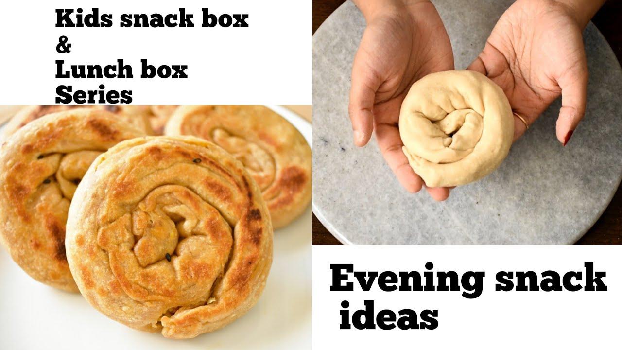Kids snack box recipe/kids tiffin box recipe/Evening snack recipe/quick & Healthy snack Recipe