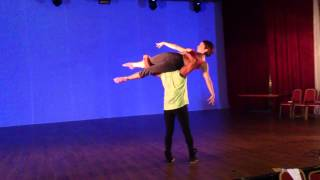8th Balkan Slasa Congress - Miller Rodriguez - Acrobatics