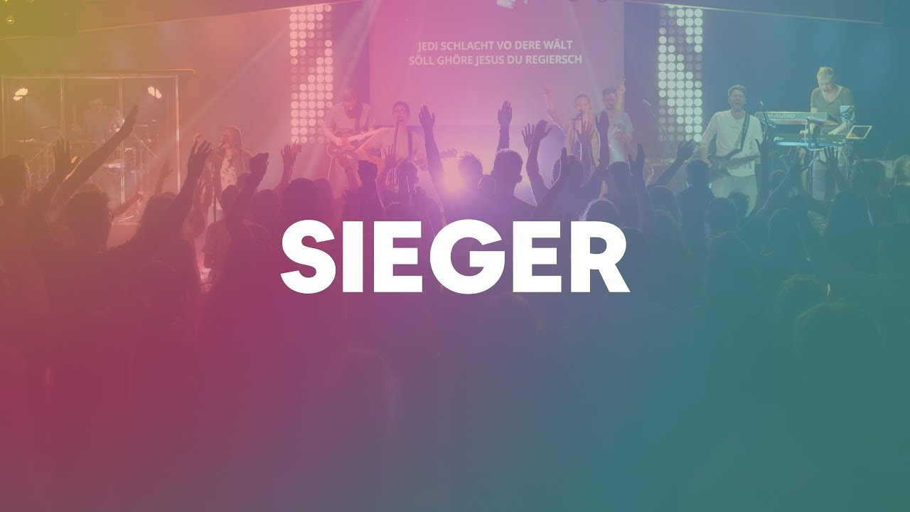 Download Sieger (LIVE) - Ekklesia Movement