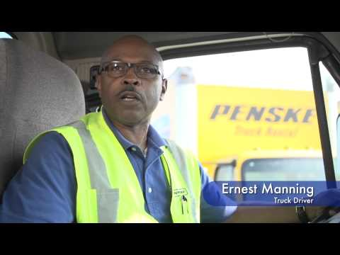 Truck Driving Careers at Penske Logistics