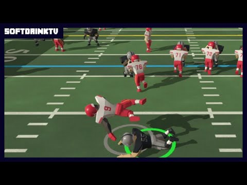 A NEW Football Video Game That Actually Looks Good