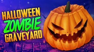Halloween Zombie Graveyard (Call of Duty Zombies)