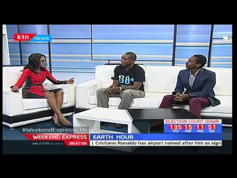 Weekend Express - 25th March 2017 - EARTH HOUR: The Art of Conservation of Environment