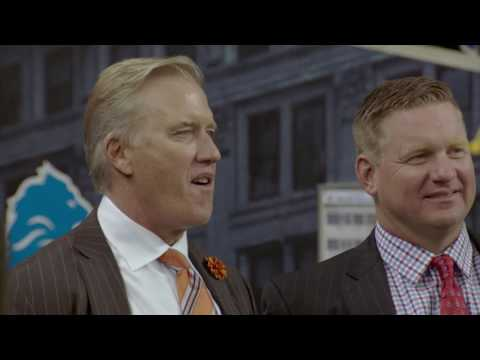 Broncos President/CEO Joe Ellis reacts to Kubiak news