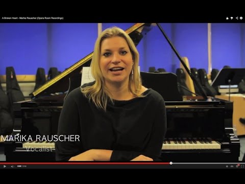 A Broken Heart - Marika Rauscher (Opera Room Recordings)
