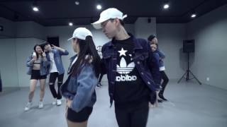 The Chainsmokers   Closer Ft  Halsey  Choreography   Ad Lib Segment 0 X264 鏡面