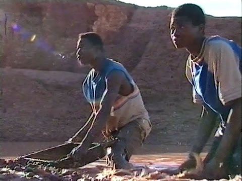 Blood Diamonds Forever (UK) Angola [2003]