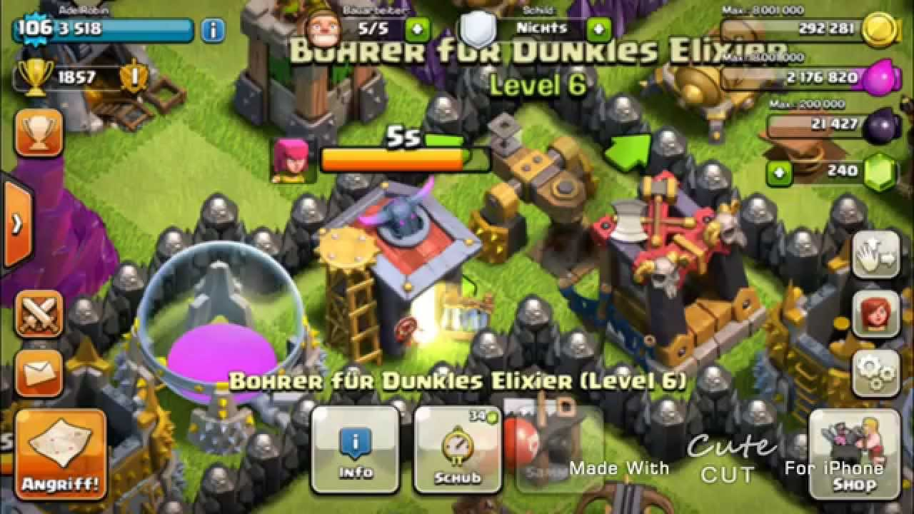 clash of clans acc zu verkaufen account kaufen 0 youtube. Black Bedroom Furniture Sets. Home Design Ideas