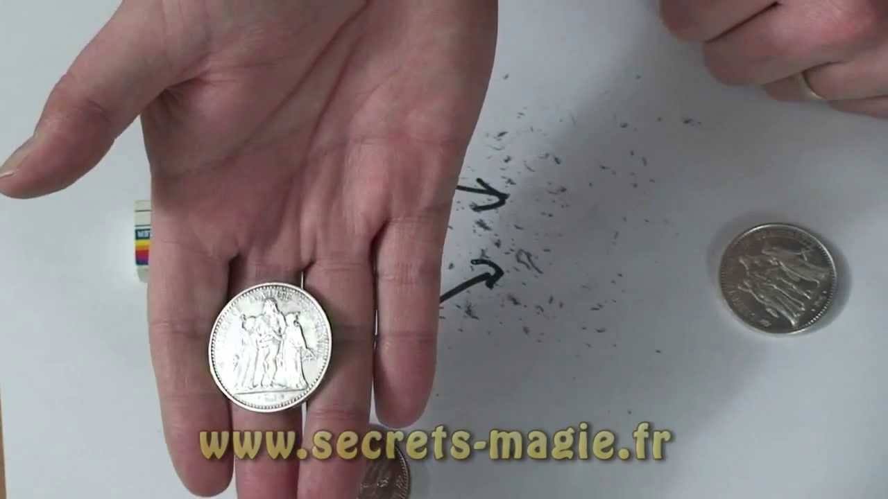Comment nettoyer une pi ce en argent how to clean a silver coin youtube - Comment nettoyer une piece ...