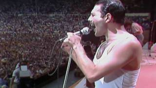 Queen Live Aid 1985 - Hammer to Fall