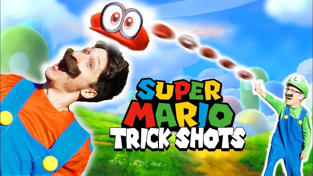 Bros Perfect - Super Mario Trick Shots