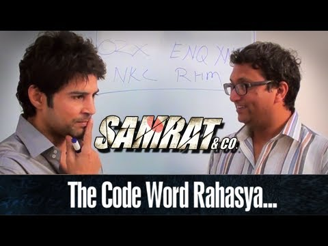 Adventures of Samrat | The Code Word...