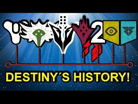 Destinys Lore and Timeline for Forsaken   Myelin Games