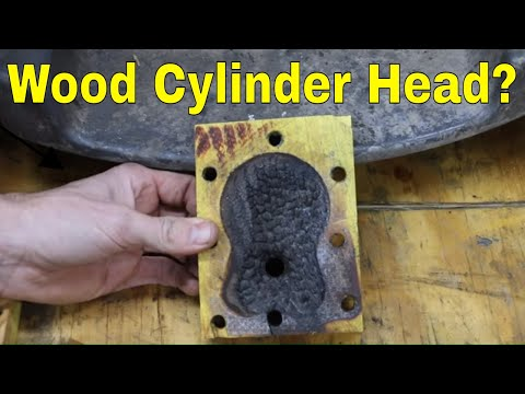 How Long will an Osage Orange Cylinder Head Last?  Let's find out!