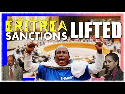 Eritrea - The Rise & Fall of the Eritrea Sanctions