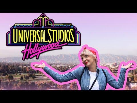 UNIVERSAL STUDIOS ... Tyyyle radości :) | Vlog nr 2