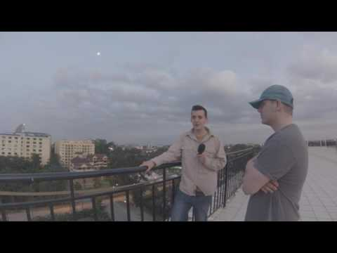 Punch Drunk Philosophy Outdoors #4: Sunset on a Nairobi Rooftop