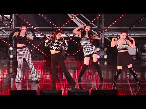 200104 레드벨벳(Red Velvet) 'Psycho' 직캠|지마켓 스마일클럽 · 비몽