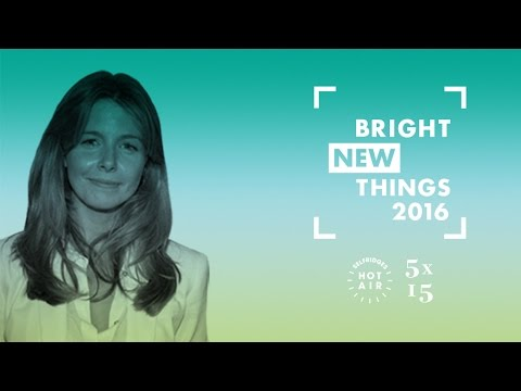 5x15 Talks: Sustainable Fashion with Stacey Dooley
