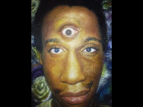 Real Eyes Hyperrealism Oil Painting Time Lapse – PatDowArt