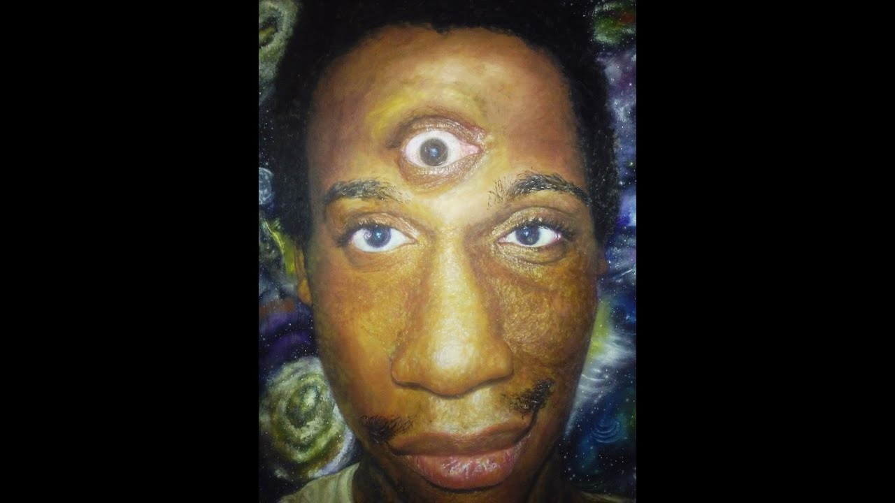 Real Eyes Hyperrealism Oil Painting Time Lapse - PatDowArt ...