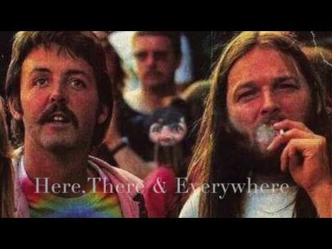 David Gilmour - Here There And Everywhere
