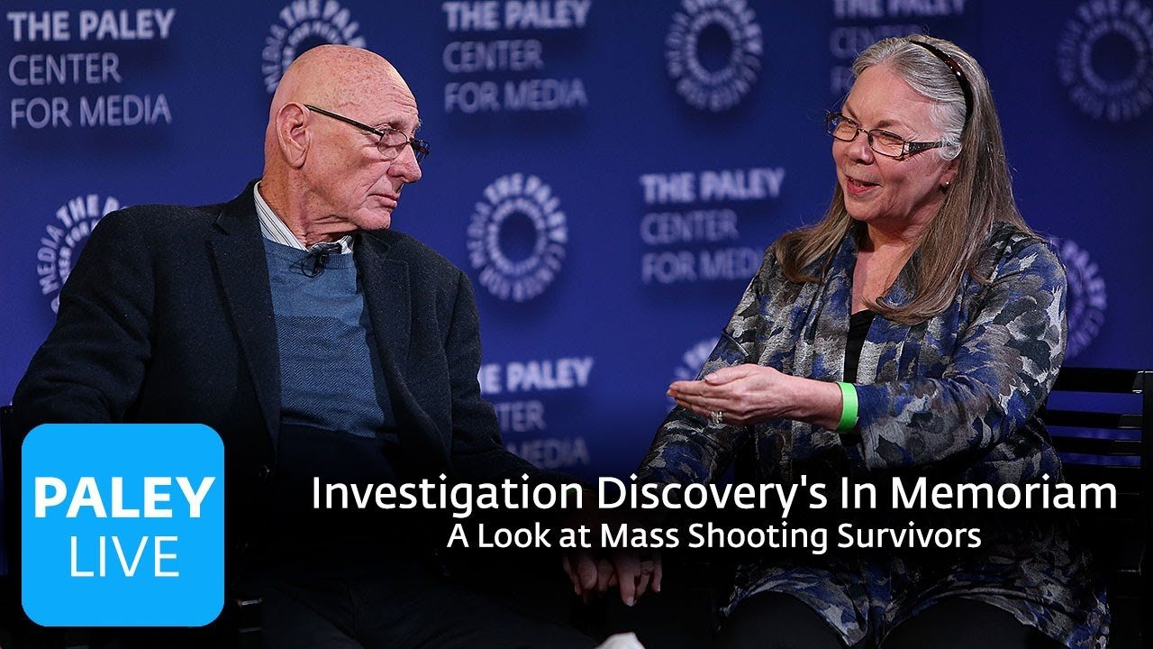 Investigation Discovery S In Memoriam A Look At Mass Shooting Survivors