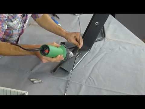 Plastic Welding - How To Weld Plastic Instructional Video - Trimfix Australia
