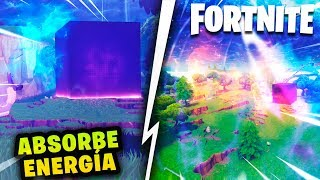 CUBE IS ACTIVATED AND LAUNCHEs A FORTNITE GRAVITATORY FIELD *IS DEFENDING* SECRETS AND THEORIES