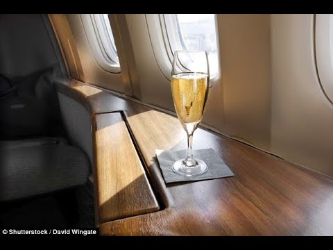 How to turn cattle class into first class! The five ways you can make your economy flight feel A