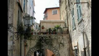 Bildspel San Bartolomeo al Mare, Cervo och Sanremo Liguria Italia.mpg