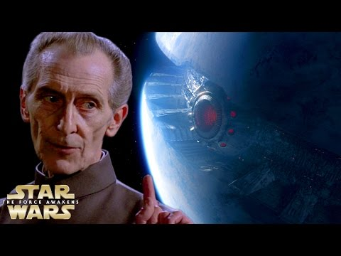 How Did the First Order Find Starkiller Base - Star Wars Explained