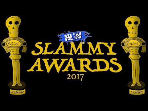 NLW: Best of 2017 Slammy Awards (Stop Motion) (HD)