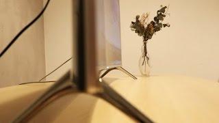 Обзор изогнутого 4К-телевизора Samsung 55