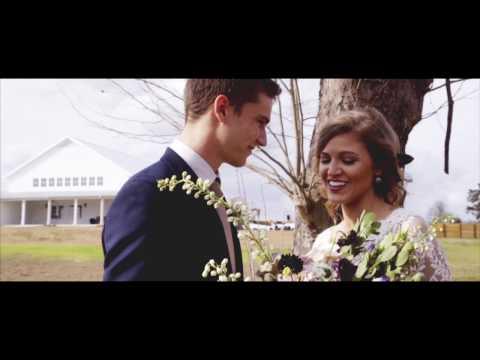 Amanda + Cade | Wedding Film at The Farmhouse by Reverent Wedding Films