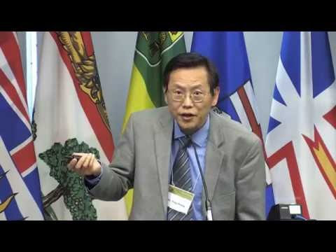 Ottawa Conference #16 Dr  Zhang Unabridged
