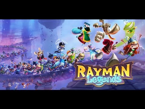 Rayman Legends - Guia/Walkthorugh - Mundo 5 - Dioses del Oh limpio
