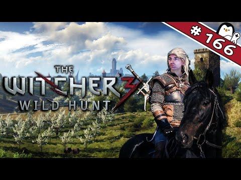 The Witcher 3 #166 - Habt ihr mich vermisst? [Deutsch|German] PC Version | Let's Play
