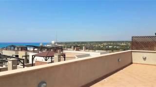 Пентхаус на берегу моря Северный Кипр