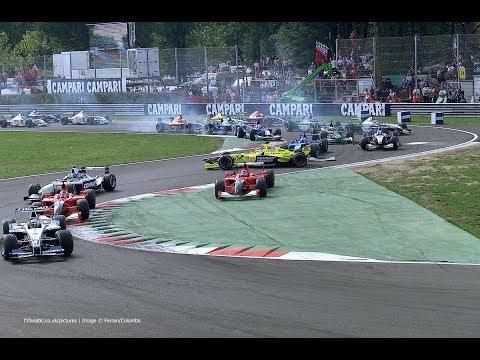 F1 2001 Italian Grand Prix highlights review