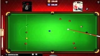 Pool live tour level 14 | Cristian Peñaloza