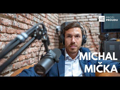 Michal Mička o podnikání v módě, produktivitě a autentickém životě