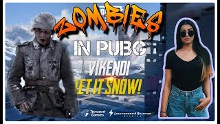 PUBG MOBILE (Mobile)| 0.10.0 UPDATE | WHERE IS SNOW MAP | PUBG