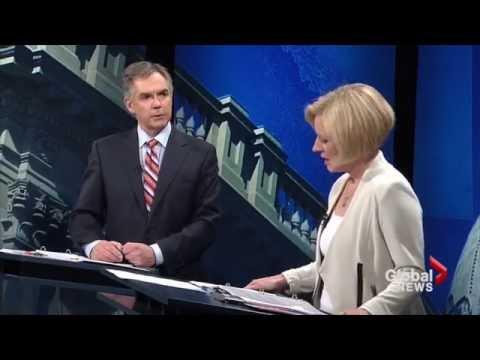 The Alberta Leaders
