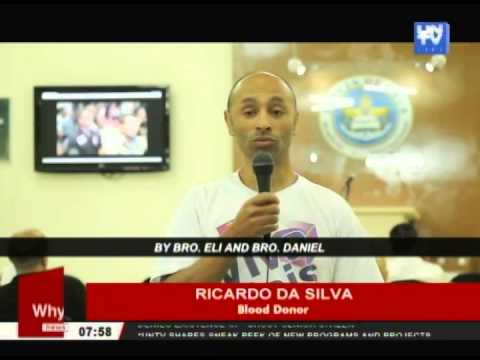 UNTV, Members Church of God International in Brazil host blood donation drive in Sao Paolo