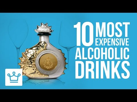 Download Youtube: Top 10 Most Expensive Alcoholic Drinks In The World