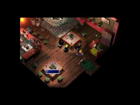 FINAL FANTASY VII - Turk's Vacation