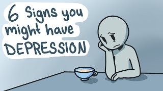 6 Signs You May Have Depression and not even know it